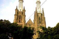 Gereja Katedral Sampaikan Terima Kasih ke Imam Besar Masjid Istiqlal