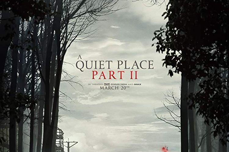 Poster filmA Quiet Place 2.