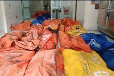 41 Napi Tewas Terbakar di Lapas Tangerang, Dua Korban WN Portugal dan Afrika Selatan