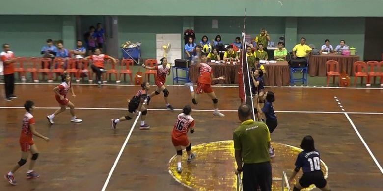 Sebanyak tujuh cabang olahraga yang diikuti dari 21 cabang yang dipertandingakan, tim SKO Ragunan yang baru memainkan empat cabor, seperti gulat, renang, sepakbola dan bola voli sudah memperoleh 9 emas, 10 perak dan 6 perunggu.