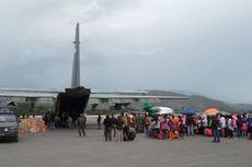 Selain Pesawat Hercules, Pemerintah Kirim Kapal Pelni Angkut Pengungsi Wamena