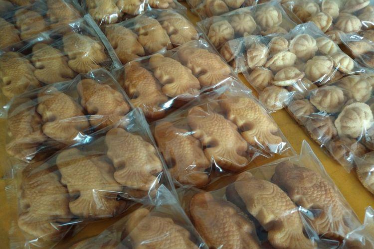 Bhoi kue khas tradisional aceh yang selalu disajikan dalam upacara adat di Aceh terutama upacara perkawinan.