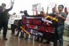 Dirjen PAS Janji Bawa Surat Jurnalis Bali agar Jokowi Batalkan Remisi Susrama
