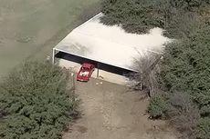 2 Bocah Kurang Gizi Ditemukan Polisi Texas Terkunci di Kandang Anjing