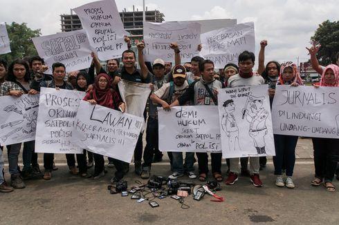 4 Personel Polisi Jadi Tersangka Kekerasan Wartawan di Banyumas