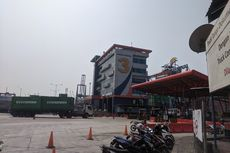 Baru Tas yang Ditemukan dari Awak Kapal yang Tenggelam di Pelabuhan Tanjung Priok