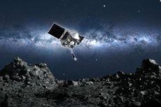 Wahana NASA Mendarat di Asteroid Bennu, Selidiki Penciptaan Tata Surya