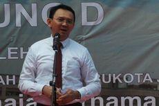 Ahok Janjikan Pelebaran Jalan di Bekasi