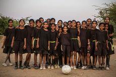 Saat Para Korban Pernikahan Anak di India Bersatu lewat Sepak Bola