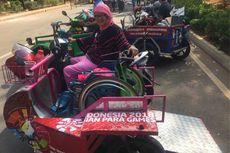 Penyandang Disabilitas Kecewa atas Pelayanan Volunter Asian Para Games