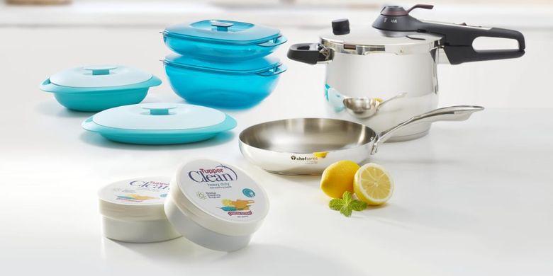 Tupperclean diswashing paste