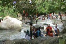 Sungai dan Pantai Pilihan Favorit Warga Polewali Mandar