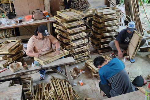 Pandemi Tak Halangi Nampan dari Desa di Kulon Progo Tembus Pasar Eropa