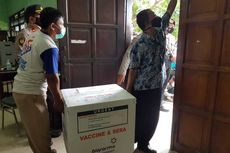 22.000 Dosis Vaksin Covid-19 Dikirim ke Surabaya, Gresik dan Sidoarjo