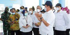 Dorong Ekonomi Masyarakat, Menteri KP Minta Aktivitas Usaha di PPS Bungus Ditingkatkan