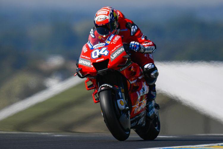 Dovi mengaku perlu perbaiki cara balapnya di sirkuit Le Mans, Prancis.
