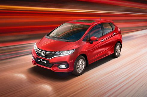 Saingi New Yaris, Honda Jazz Facelift Pakai Mesin Baru dan Sunroof?