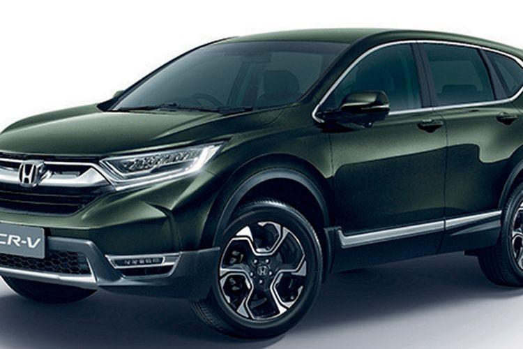 Honda Cr V Terbaru Mulai Rp 539 Juta