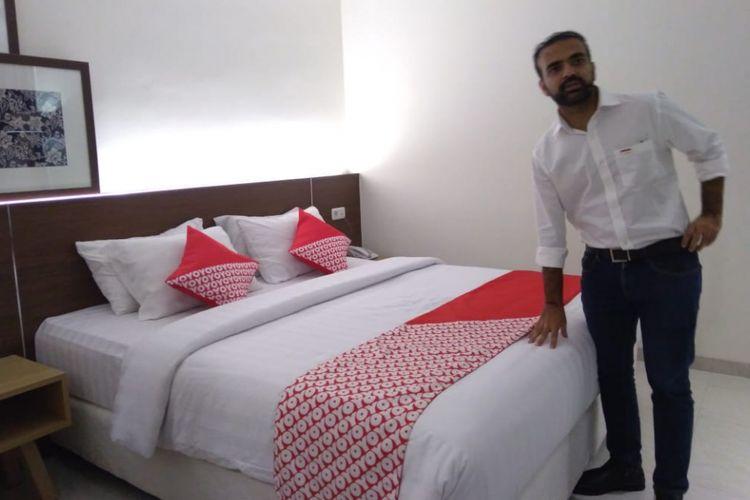 Jaringan hotel berbasis teknologi asal India, OYO, melakukan ekspansi ke Bandung, Jawa Barat. Salah satunya dengan menggandeng Capital 0 253 Topas Galeria Hotel Bandung.