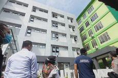 Ridwan Kamil Menyapa Pasien Covid-19 di Gedung Isolasi Tasikmalaya