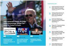 [POPULER TREN] Hasil Sementara Pemilu AS, Biden Dekati Kemenangan   Indonesia Resesi, Apa yang Perlu Diketahui?