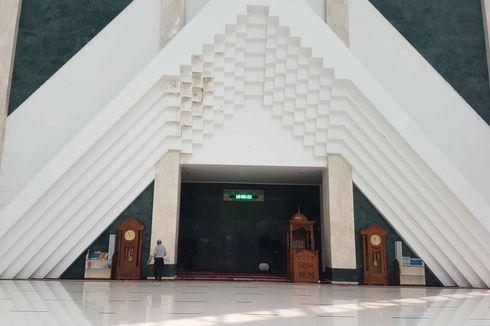 Kapasitas Shalat Jumat di Masjid KH Hasyim Asyari Ditambah, Kini Bisa Tampung 6.000 Jemaah