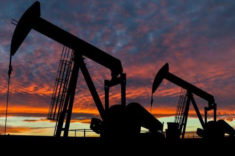 Ilustrasi minyak dan gas (migas)