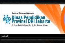 5 Poin SE Disdik DKI Jakarta Terkait PPDB 2020 Sekolah Swasta