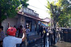 Demo Tolak Hasil Pemilu di Pamekasan Ricuh, Polisi Baca Selawat