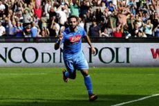 Dua Gol Penalti Higuain Menangkan Napoli atas Torino