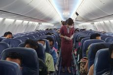 Lion Air Group Terapkan Aturan Kursi di Kabin Pesawat