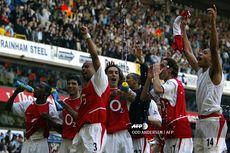 Peringati 'Invincibles', Arsenal Hilangkan Huruf 'L' pada Akun Twitter Mereka