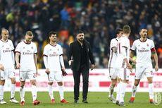 AC Milan Gagal Menang, Gattuso Tetap Puji Performa Pemain