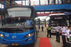 Sebagian PO Bus AKAP di Terminal Pondok Cabe Tak Beroperasi karena Sepi Penumpang