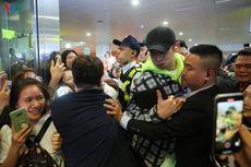 Sehun dan Chanyeol Diserbu di Bandara, EXO-L Vietnam Dituntut Minta Maaf