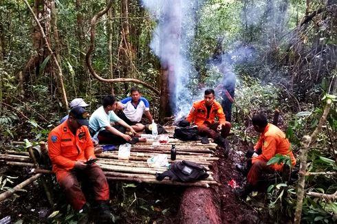 Keluarga Bayu Pasrah, Pencarian Bocah yang Hilang di Hutan Dihentikan