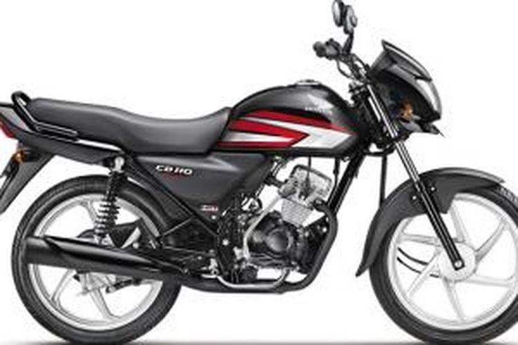 Honda CD 110 Dream, sepeda motro sport murah untuk komuter.