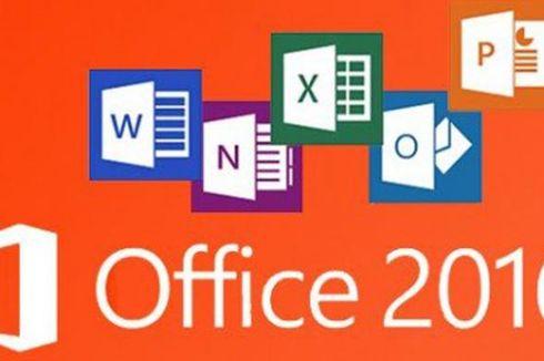 Ini Dia, Harga Microsoft Office 2016 di Indonesia