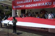 Pedagang Malioboro Pasang 200 Bendera Merah Putih dan Bagikan 600 Bendera, Ajak Warga Tetap Semangat