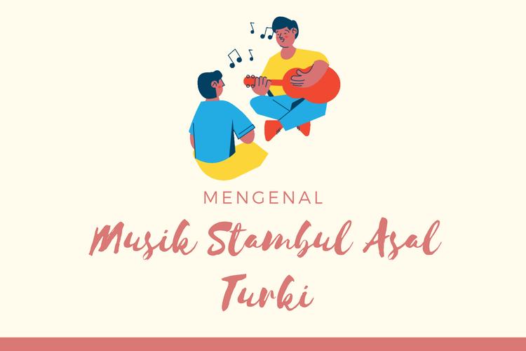 Ilustrasi musik stambul asal turki
