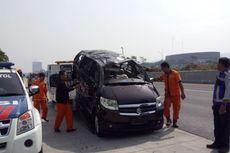 Fakta Terkini Kecelakaan di Tol Jagorawi, 3 Tewas, 6 Luka-luka