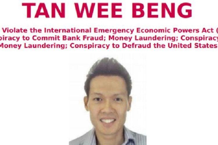 Tan Wee Beng.