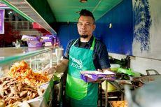 Kisah Hengki Jualan Ayam Penyet Pakai Aplikasi Online, Pendapatan Naik 50 Persen