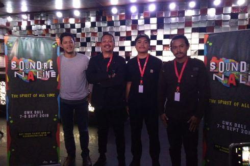 Rendy Pandugo hingga Maliq & D'Essentials Ramaikan Road to Soundrenaline di Bandung