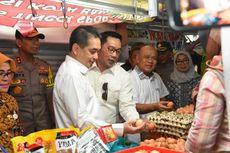 Tinjau Pasar Kosambi Bandung, Mendag Temukan Kenaikan Harga Pangan