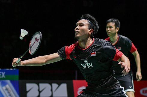 Hasil Denmark Open 2019, Ahsan/Hendra dan Wahyu/Ade Tembus Babak Kedua