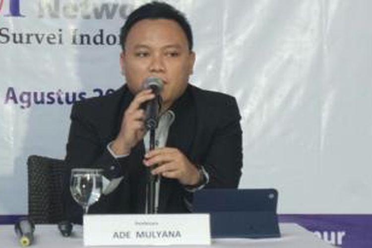 peneliti LSI Ade Mulyana
