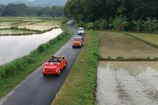Serunya Naik VW di Wulenpari dan Nikmati Kawasan Perdesaan Gunungkidul