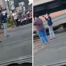 Viral, Video Railfans Berdiri di Tengah Rel demi Rekam Momen Kereta Melintas, Begini Kata PT KAI