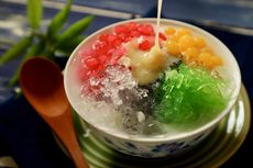 16 Bahan Pelengkap Es Campur, Ada Selasih dan Tapai Ketan